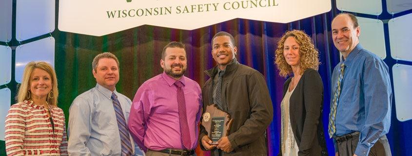 safety award 2016
